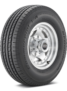 BFGoodrich Commercial T/A All-Season 2 265/70-17 E Tire