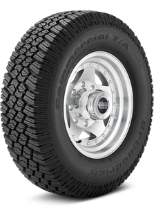 BFGoodrich Commercial T/A Traction 215/85-16 D Tire