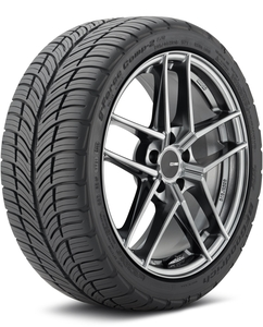 BFGoodrich g-Force COMP-2 A/S PLUS 245/45-17 XL Tire