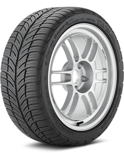 BFGoodrich g-Force COMP-2 A/S 245/40-17 Tire