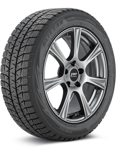 Bridgestone Blizzak WS80 245/40-18 XL Tire