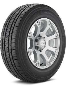 Bridgestone Dueler H/L Alenza Plus 275/45-21 XL Tire