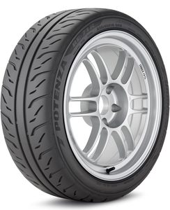 Bridgestone Potenza RE-71R 255/40-17 XL Tire