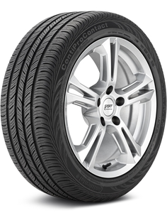 Continental ContiProContact 245/40-19 Tire