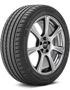 Continental ContiSportContact 2 275/35-20 XL Tire