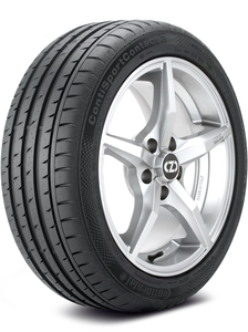 Continental ContiSportContact 3 245/40-20 XL Tire
