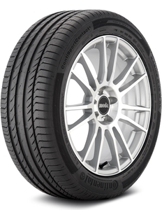 Continental ContiSportContact 5 245/45-18 XL Tire