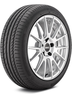 Continental ContiSportContact 5 SSR 255/35-19 Tire