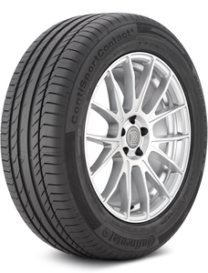 Continental ContiSportContact 5 SUV 265/40-21 Tire