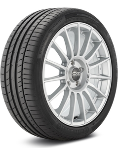 Continental ContiSportContact 5P 255/35-20 XL Tire