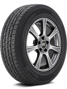 Continental CrossContact LX25 235/55-19 XL Tire