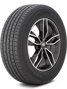 Continental CrossContact LX Sport 245/45-20 XL Tire