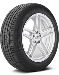 Continental CrossContact LX Sport SSR 255/50-19 Tire