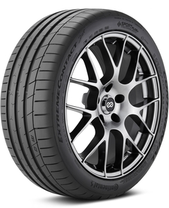 Continental ExtremeContact Sport 255/35-20 XL Tire