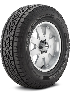 Continental TerrainContact A/T 255/75-17 Tire