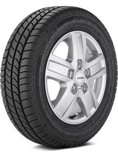 Continental VancoWinter 2 225/55-17 Tire