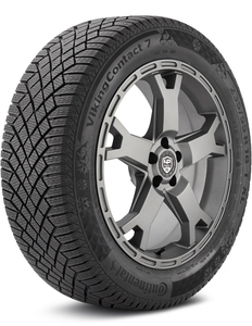 Continental VikingContact 7 235/55-19 XL Tire
