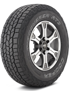 Cooper Discoverer AT3 4S 255/70-16 Tire