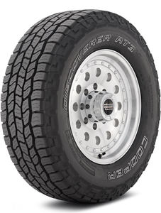 Cooper Discoverer AT3 LT 245/75-17 E Tire