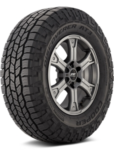 Cooper Discoverer AT3 XLT 265/60-20 E Tire