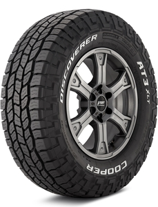 Cooper Discoverer AT3 XLT 33X12.5-15 C Tire