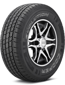 Cooper Evolution H/T 235/75-15 XL Tire
