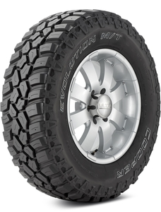 Cooper Evolution M/T 275/70-18 E Tire