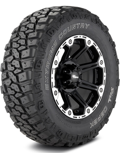 Dick Cepek Extreme Country 265/75-16 E Tire