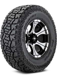 Dick Cepek Fun Country 37X12.5-20 E Tire