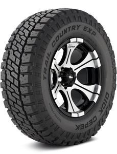 Dick Cepek Trail Country EXP 35X12.5-20 E Tire