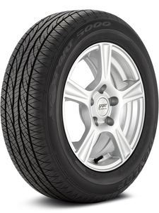 Dunlop SP Sport 5000 Symmetrical 195/65-15 Tire