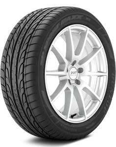 Dunlop SP Sport Maxx 295/35-21 XL Tire