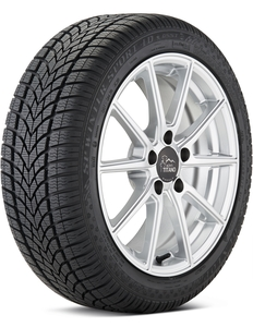 Dunlop SP Winter Sport 4D DSST RunOnFlat 225/50-17 Tire