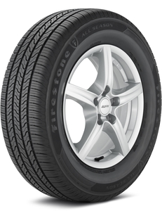 Firestone All Season 255/60-19 Tire