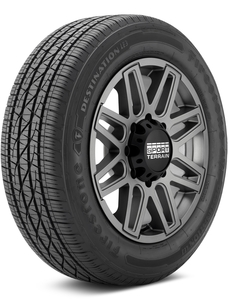 Firestone Destination LE3 225/60-18 Tire