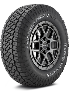 Firestone Destination X/T 30X9.5-15 C Tire