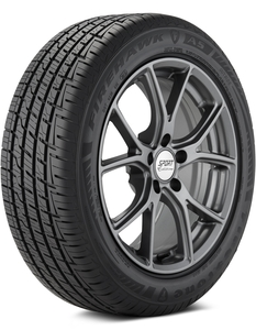 Firestone Firehawk AS 215/65-17 Tire
