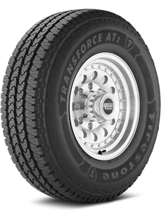 Firestone Transforce AT2 245/70-17 E Tire