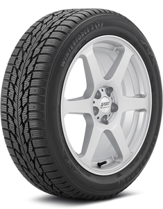 Firestone Winterforce 2 235/55-17 Tire