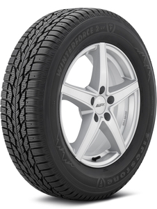 Firestone Winterforce 2 UV 235/55-18 Tire