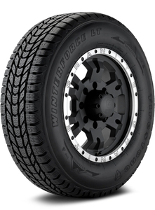 Firestone Winterforce LT 225/75-16 E Tire