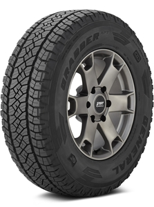 General Grabber APT 275/55-20 XL Tire