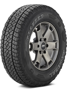 General Grabber APT 245/70-17 Tire