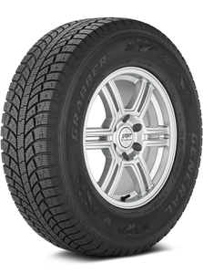 General Grabber Arctic 265/70-17 XL Tire