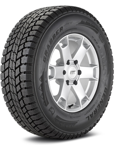 General Grabber Arctic LT 265/70-17 E Tire