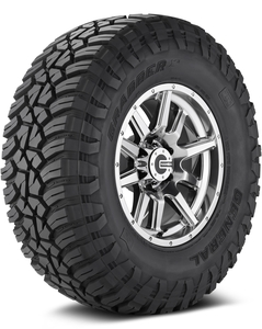 General Grabber X3 255/75-17 C Tire