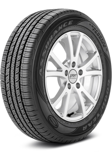 Goodyear Assurance ComforTred Touring 225/55-17 Tire