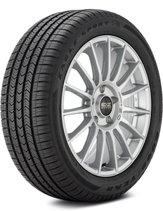 Goodyear Eagle Sport All-Season RunOnFlat (H- or V-Speed Ra 225/55-17 Tire