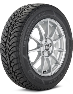 Goodyear Ultra Grip Ice WRT 205/55-16 XL Tire