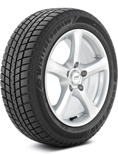 Goodyear WinterCommand 225/55-17 Tire